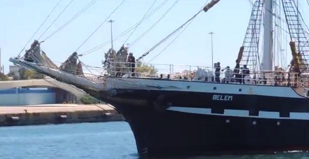 Ιστιοφόρο του 19ου αιώνα στον Πειραιά [video] - e-Nautilia.gr | Το Ελληνικό Portal για την Ναυτιλία. Τελευταία νέα, άρθρα, Οπτικοακουστικό Υλικό