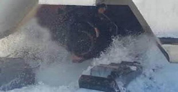 Επίδοξος λαθρομετανάστης ταξίδευε στην προπέλα πλοίου! [vid] - e-Nautilia.gr   Το Ελληνικό Portal για την Ναυτιλία. Τελευταία νέα, άρθρα, Οπτικοακουστικό Υλικό