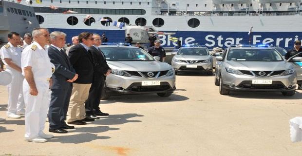 Το Λιμενικό παρέλαβε 20 περιπολικά οχήματα - e-Nautilia.gr | Το Ελληνικό Portal για την Ναυτιλία. Τελευταία νέα, άρθρα, Οπτικοακουστικό Υλικό