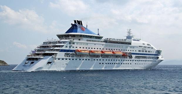 Ποδαρικό με το «Louis Cristal» στη Χίο - e-Nautilia.gr | Το Ελληνικό Portal για την Ναυτιλία. Τελευταία νέα, άρθρα, Οπτικοακουστικό Υλικό