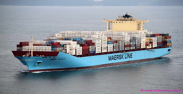Maersk: 1 δις κέρδος το πρώτο τρίμηνο - e-Nautilia.gr   Το Ελληνικό Portal για την Ναυτιλία. Τελευταία νέα, άρθρα, Οπτικοακουστικό Υλικό