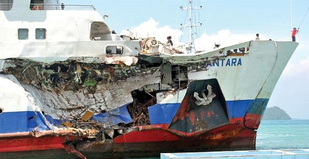 Φέρι μποτ γύρισε «ανοιγμένο» στο λιμάνι [pics+vid] - e-Nautilia.gr | Το Ελληνικό Portal για την Ναυτιλία. Τελευταία νέα, άρθρα, Οπτικοακουστικό Υλικό