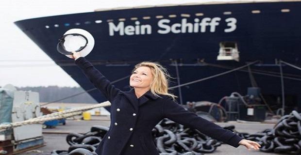 Έφτασε στη TUI το κρουαζιερόπλοιο Mein Schiff 3 - e-Nautilia.gr   Το Ελληνικό Portal για την Ναυτιλία. Τελευταία νέα, άρθρα, Οπτικοακουστικό Υλικό