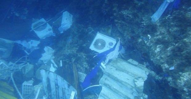 Σε τραγική κατάσταση ο βυθός στο σημείο του ναυαγίου του «YUSUF CEPNIOGLOU» - e-Nautilia.gr | Το Ελληνικό Portal για την Ναυτιλία. Τελευταία νέα, άρθρα, Οπτικοακουστικό Υλικό