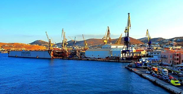 Τροπολογία ρυθμίζει τα χρέη των Ναυπηγείων Σύρου στο ΙΚΑ - e-Nautilia.gr | Το Ελληνικό Portal για την Ναυτιλία. Τελευταία νέα, άρθρα, Οπτικοακουστικό Υλικό