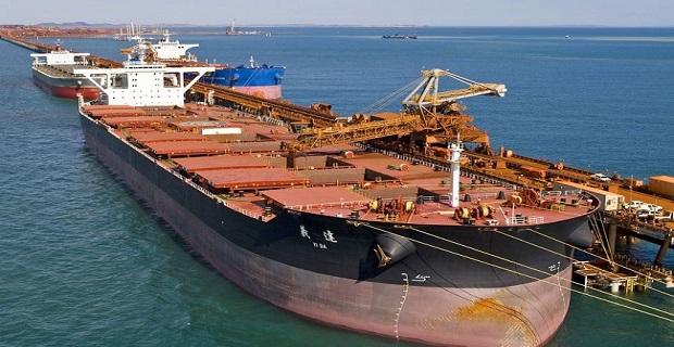 Συλλήψεις σε πλοία για παράνομο εμπόριο σιδηρομεταλλεύματος - e-Nautilia.gr | Το Ελληνικό Portal για την Ναυτιλία. Τελευταία νέα, άρθρα, Οπτικοακουστικό Υλικό