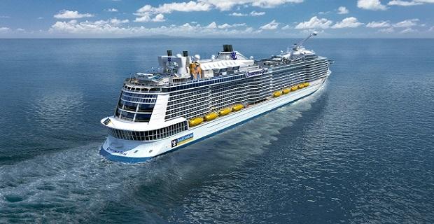 Ολοκληρώθηκαν οι βασικές κατασκευές του Quantum of the Seas [vid] - e-Nautilia.gr | Το Ελληνικό Portal για την Ναυτιλία. Τελευταία νέα, άρθρα, Οπτικοακουστικό Υλικό