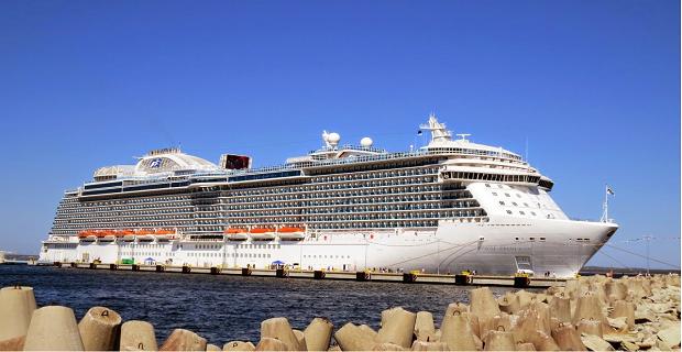 Νέα προβλήτα για κρουαζιερόπλοια στο Τάλιν - e-Nautilia.gr   Το Ελληνικό Portal για την Ναυτιλία. Τελευταία νέα, άρθρα, Οπτικοακουστικό Υλικό