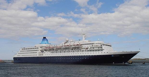 Φωτιά στο κρουαζιερόπλοιο Saga Sapphire - e-Nautilia.gr | Το Ελληνικό Portal για την Ναυτιλία. Τελευταία νέα, άρθρα, Οπτικοακουστικό Υλικό