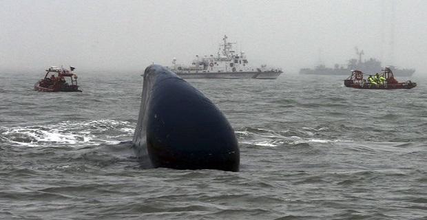 «Υγρός τάφος» για δύτη ο χώρος του ναυαγίου στη Νότια Κορέα - e-Nautilia.gr | Το Ελληνικό Portal για την Ναυτιλία. Τελευταία νέα, άρθρα, Οπτικοακουστικό Υλικό