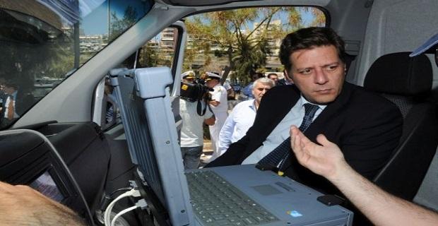 Παραδόθηκαν στο λιμενικό τρία κινητά συστήματα ανίχνευσης παράνομων φορτίων - e-Nautilia.gr | Το Ελληνικό Portal για την Ναυτιλία. Τελευταία νέα, άρθρα, Οπτικοακουστικό Υλικό