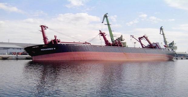 Βιαστικό φόρτωμα έγειρε το πλοίο στη Βάρνα [pics] - e-Nautilia.gr | Το Ελληνικό Portal για την Ναυτιλία. Τελευταία νέα, άρθρα, Οπτικοακουστικό Υλικό