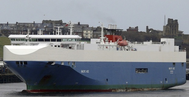 Ξεκινά η επιχείρηση ανάσυρσης του Baltic Ace - e-Nautilia.gr   Το Ελληνικό Portal για την Ναυτιλία. Τελευταία νέα, άρθρα, Οπτικοακουστικό Υλικό