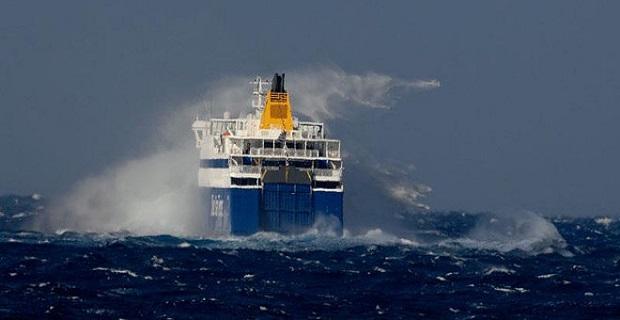 Δείτε πως έγινε το Blue Star Naxos έπειτα από χτύπημα σφοδρής θαλασσοταραχής! - e-Nautilia.gr | Το Ελληνικό Portal για την Ναυτιλία. Τελευταία νέα, άρθρα, Οπτικοακουστικό Υλικό