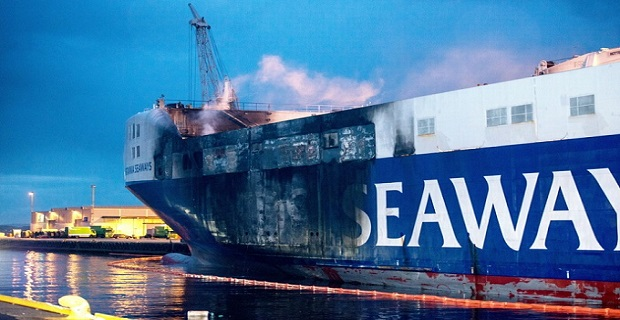 Βραβείο Γενναιότητας στο πλήρωμα του «Britannia Seaways» - e-Nautilia.gr | Το Ελληνικό Portal για την Ναυτιλία. Τελευταία νέα, άρθρα, Οπτικοακουστικό Υλικό