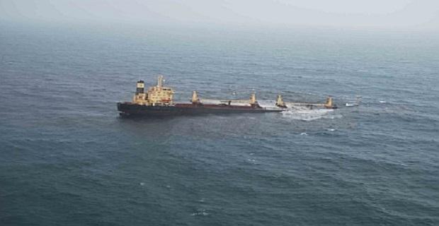Φορτηγό πλοίο πλημμύρισε στα ανοιχτά των Μαλδίβων - e-Nautilia.gr   Το Ελληνικό Portal για την Ναυτιλία. Τελευταία νέα, άρθρα, Οπτικοακουστικό Υλικό