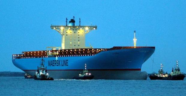 Eugen Maersk: Άφιξη του μεγαλύτερο πλοίου που έχει έρθει ποτέ στον Πειραιά[vid] - e-Nautilia.gr | Το Ελληνικό Portal για την Ναυτιλία. Τελευταία νέα, άρθρα, Οπτικοακουστικό Υλικό
