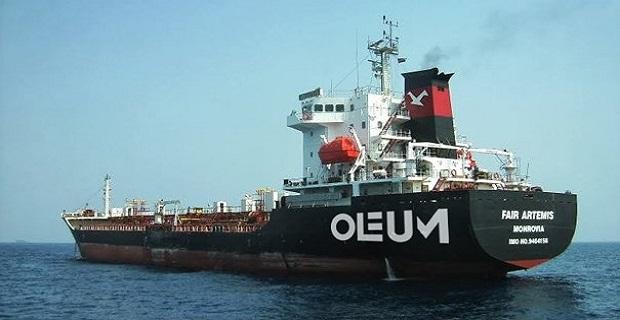 Απελευθερώθηκε από τους πειρατές το Fair Artemis - e-Nautilia.gr | Το Ελληνικό Portal για την Ναυτιλία. Τελευταία νέα, άρθρα, Οπτικοακουστικό Υλικό