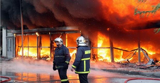 Πυρκαγιά σε αποθήκη του Οργανισμού Λιμένα Αλεξανδρούπολης - e-Nautilia.gr | Το Ελληνικό Portal για την Ναυτιλία. Τελευταία νέα, άρθρα, Οπτικοακουστικό Υλικό