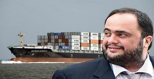 «Tαράζει» τις μεταφορές container o Μαρινάκης - e-Nautilia.gr   Το Ελληνικό Portal για την Ναυτιλία. Τελευταία νέα, άρθρα, Οπτικοακουστικό Υλικό