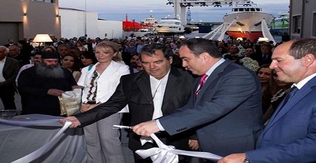 Εναρξη του καινούργιου ναυπηγείου του ομίλου «ΣΠΑΝΟΠΟΥΛΟΥ» - e-Nautilia.gr | Το Ελληνικό Portal για την Ναυτιλία. Τελευταία νέα, άρθρα, Οπτικοακουστικό Υλικό