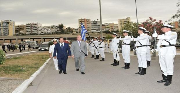 Ενδυνάμωση της ναυτιλιακής συνεργασίας Ελλάδας-ΗΠΑ - e-Nautilia.gr | Το Ελληνικό Portal για την Ναυτιλία. Τελευταία νέα, άρθρα, Οπτικοακουστικό Υλικό
