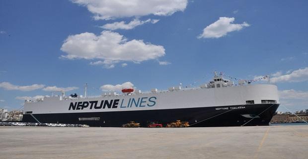 Το «Neptune Thalassa» ύψωσε την Ελληνική Σημαία - e-Nautilia.gr | Το Ελληνικό Portal για την Ναυτιλία. Τελευταία νέα, άρθρα, Οπτικοακουστικό Υλικό