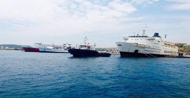 Απομακρύνθηκε το «Πηνελόπη Α» από την Ραφήνα - e-Nautilia.gr | Το Ελληνικό Portal για την Ναυτιλία. Τελευταία νέα, άρθρα, Οπτικοακουστικό Υλικό