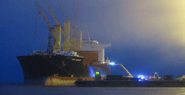 Πυρκαγιά σε μηχανοστάσιο πλοίου - e-Nautilia.gr | Το Ελληνικό Portal για την Ναυτιλία. Τελευταία νέα, άρθρα, Οπτικοακουστικό Υλικό