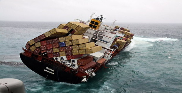 Ελάχιστες οι απώλειες εμπορευματοκιβωτίων - e-Nautilia.gr   Το Ελληνικό Portal για την Ναυτιλία. Τελευταία νέα, άρθρα, Οπτικοακουστικό Υλικό