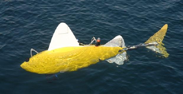 Ρομποτικό ψάρι ελέγχει την ποιότητα του νερού - e-Nautilia.gr   Το Ελληνικό Portal για την Ναυτιλία. Τελευταία νέα, άρθρα, Οπτικοακουστικό Υλικό
