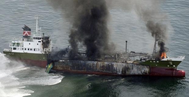 Νεκρός ο καπετάνιος του βυθισμένου από έκρηξη τάνκερ - e-Nautilia.gr | Το Ελληνικό Portal για την Ναυτιλία. Τελευταία νέα, άρθρα, Οπτικοακουστικό Υλικό