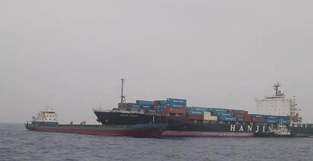 Σύγκρουση πλοίων στ' ανοιχτά του Κουανγκτσόου [pics] - e-Nautilia.gr | Το Ελληνικό Portal για την Ναυτιλία. Τελευταία νέα, άρθρα, Οπτικοακουστικό Υλικό