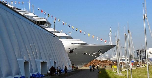 Εγκαινιάστηκε ο τρίτος τερματικός σταθμός κρουαζιερόπλοιων στο Κίελο - e-Nautilia.gr   Το Ελληνικό Portal για την Ναυτιλία. Τελευταία νέα, άρθρα, Οπτικοακουστικό Υλικό