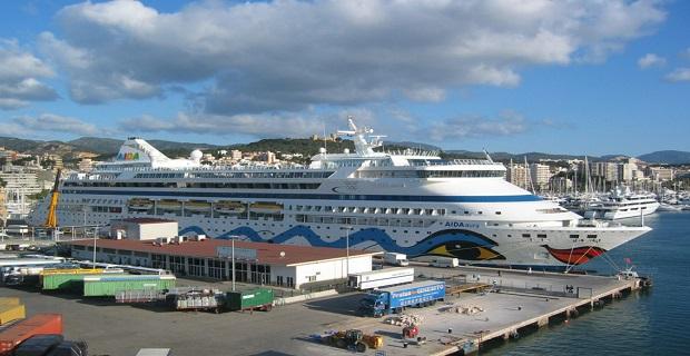 Δύο κρουαζιερόπλοια στη Θεσσαλονίκη - e-Nautilia.gr | Το Ελληνικό Portal για την Ναυτιλία. Τελευταία νέα, άρθρα, Οπτικοακουστικό Υλικό