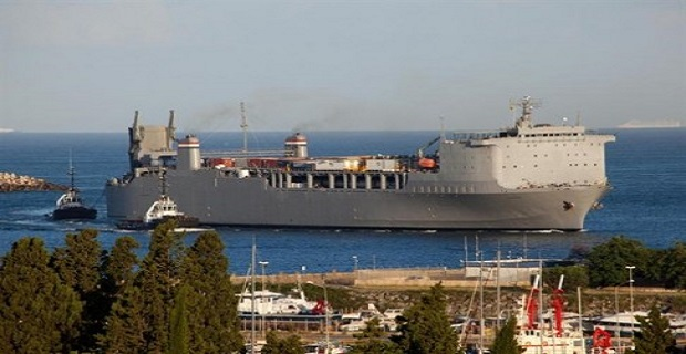 Προς τις ακτές της Κρήτης πλέουν τα χημικά της Συρίας! - e-Nautilia.gr | Το Ελληνικό Portal για την Ναυτιλία. Τελευταία νέα, άρθρα, Οπτικοακουστικό Υλικό