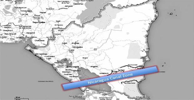 Νικαράγουα: Διάνοιξη διώρυγας που θα συνδέει τον Ατλαντικό με τον Ειρηνικό Ωκεανό - e-Nautilia.gr | Το Ελληνικό Portal για την Ναυτιλία. Τελευταία νέα, άρθρα, Οπτικοακουστικό Υλικό