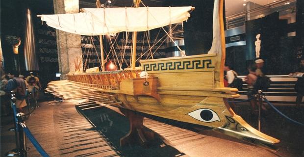 Εγκαίνια του Μουσείου Ναυτικής Παράδοσης - e-Nautilia.gr | Το Ελληνικό Portal για την Ναυτιλία. Τελευταία νέα, άρθρα, Οπτικοακουστικό Υλικό
