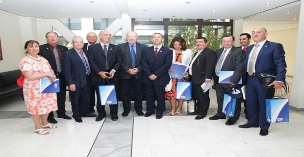Συνάντηση ΟΛΠ με κοινοβουλευτική αντιπροσωπεία της Δυτικής Αυστραλίας - e-Nautilia.gr | Το Ελληνικό Portal για την Ναυτιλία. Τελευταία νέα, άρθρα, Οπτικοακουστικό Υλικό
