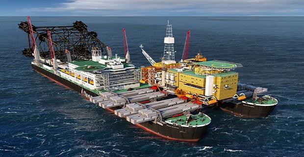 Στο Άμστερνταμ θα ολοκληρωθεί το μεγαλύτερο πλοίο παγκοσμίως - e-Nautilia.gr | Το Ελληνικό Portal για την Ναυτιλία. Τελευταία νέα, άρθρα, Οπτικοακουστικό Υλικό