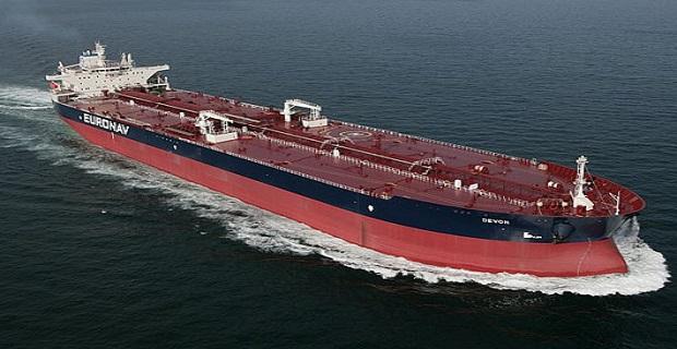 Euronav: Βελτίωση στις τιμές των VLCC και Suezmax - e-Nautilia.gr | Το Ελληνικό Portal για την Ναυτιλία. Τελευταία νέα, άρθρα, Οπτικοακουστικό Υλικό