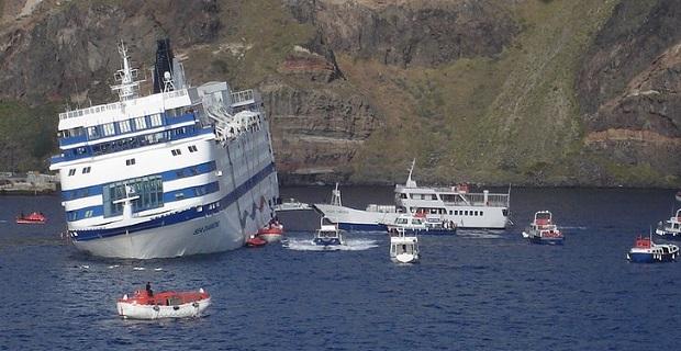 «Ποιος θα ανελκύσει το ναυάγιο του Sea Diamond;» - e-Nautilia.gr | Το Ελληνικό Portal για την Ναυτιλία. Τελευταία νέα, άρθρα, Οπτικοακουστικό Υλικό
