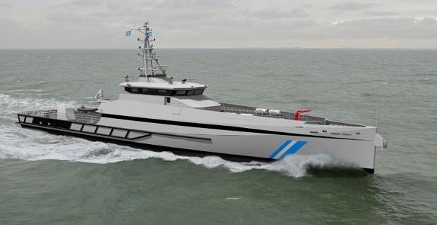 Νέο περιπολικό πλοίο ανοικτής θαλάσσης για το Λιμενικό - e-Nautilia.gr | Το Ελληνικό Portal για την Ναυτιλία. Τελευταία νέα, άρθρα, Οπτικοακουστικό Υλικό