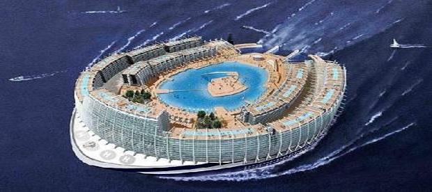 Πλωτό νησί ή κρουαζιερόπλοιο; - e-Nautilia.gr | Το Ελληνικό Portal για την Ναυτιλία. Τελευταία νέα, άρθρα, Οπτικοακουστικό Υλικό