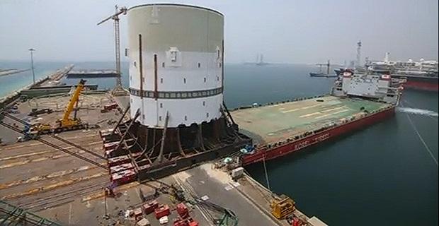 Μεταφορά για το μεγαλύτερο κομμάτι του Shell Prelude FLNG [video] - e-Nautilia.gr   Το Ελληνικό Portal για την Ναυτιλία. Τελευταία νέα, άρθρα, Οπτικοακουστικό Υλικό