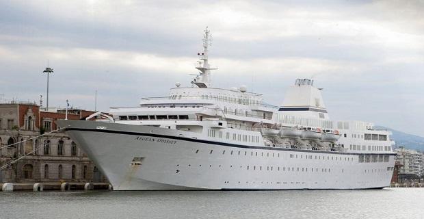Στη Θεσσαλονίκη το «Aegean Odyssey» - e-Nautilia.gr   Το Ελληνικό Portal για την Ναυτιλία. Τελευταία νέα, άρθρα, Οπτικοακουστικό Υλικό
