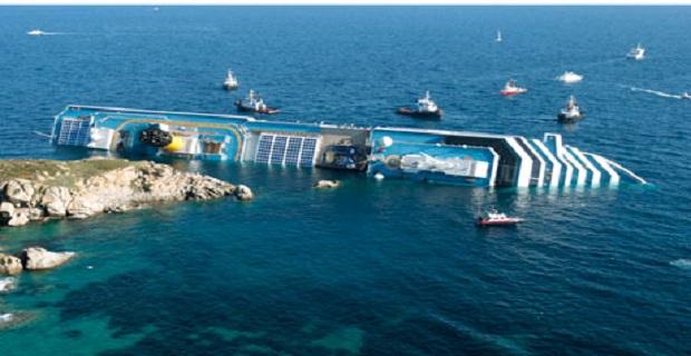 Ανθρώπινα απομεινάρια βρέθηκαν στο Concordia - e-Nautilia.gr   Το Ελληνικό Portal για την Ναυτιλία. Τελευταία νέα, άρθρα, Οπτικοακουστικό Υλικό