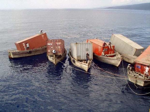 Ποιό «Emma Maersk»; Αυτός είναι τρόπος μεταφοράς container! - e-Nautilia.gr | Το Ελληνικό Portal για την Ναυτιλία. Τελευταία νέα, άρθρα, Οπτικοακουστικό Υλικό