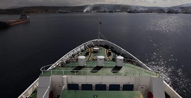 Το πικρό αντίο του Grecia πριν γίνει παλιοσίδερα… (Video) - e-Nautilia.gr | Το Ελληνικό Portal για την Ναυτιλία. Τελευταία νέα, άρθρα, Οπτικοακουστικό Υλικό