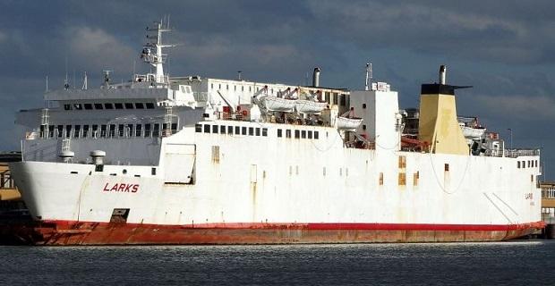 ΠΕΝΕΝ:  Tο πλοίο «LARKS» δεν εφαρμόζει την Συλλογική Σύμβαση Εργασίας - e-Nautilia.gr   Το Ελληνικό Portal για την Ναυτιλία. Τελευταία νέα, άρθρα, Οπτικοακουστικό Υλικό